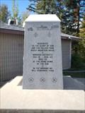 Image for Visitor Centre Memorial - Rocky Mountain House, Alberta
