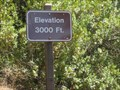 Image for Mount Diablo State Park - Summit Rd - 3000 ft