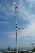 Image for Pilgrim Monument Flagpole  -  Provincetown, MA