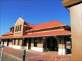 Image for Santa Fe Railroad Depot - Las Vegas, New Mexico
