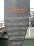 Image for Les Bateaux-Omnibus, Paris, France