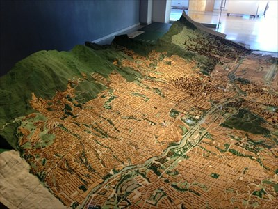 3D Map of Medellin Medellin Colombia 3D Map Models of Our World