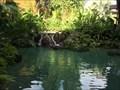 Image for Polynisian Entrance Fountain - Lake Buena Vista, FL