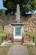 Image for Tonbridge Boer War Memorial - Riverside, Tonbridge, Kent, UK