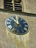 Image for Clock, St Edward's, Stow on the Wold, Gloucestershire, England