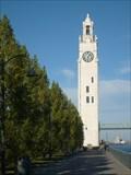 Image for La tour de l'horloge du vieux port , Montréal, Qc
