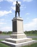 Image for General Francis Channing Barlow, Gettysburg, Pennsylvania