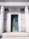 Image for O.A. Browning Mausoleum - Woodlawn Cemetery - Toledo,Ohio