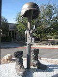 Image for Afghanistan-Iraq War Memorial, Veterans Cemetery - Boulder City, NV