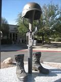 Image for Afghanistan-Iraq War Memorial, Veterans Cemetery - Boulder City, NV