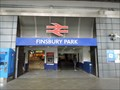 Image for Finsbury Park Station - Seven Sisters Road, London, UK