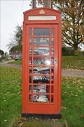 Image for Red Telephone Box - Church Lawford