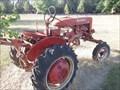 Image for Farmall Model A Tractor - Tache, MB