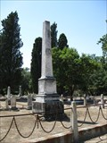 Image for W H Gibbs Obelisk - Yountsville, CA