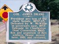 Image for Col. James Drane
