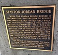 Image for Stayton-Jordan Bridge - Stayton, Oregon