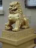 Image for Chinese Lions - Bahnhofplatz Horb, Germany, BW