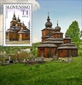 Image for Wooden Church of Saint Paraskeva - Dobroslava, Slovakia