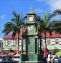 Image for Thomas Berkeley Hardtman Memorial - Basseterre, St. Kitts