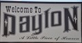 Image for Welcome to Dayton ~ A Little Piece of Heaven