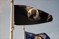 Image for Veterans Plaza POW-MIA Flag  -  San Diego, CA