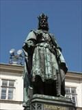 Image for Karel IV & 16951 Carolus Quartus asteroid - Praha, CZ