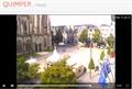 Image for Webcam Vue de la Mairie - Quimper, France