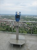 Image for Binoculars at the Turmberg - Karlsruhe/Germany