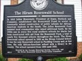 Image for The Hiram Rosenwald School-GHS-110-1, Paulding Co.,Georgia