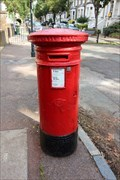 Image for Victorian Post Box - Aberdeen Road, London, UK