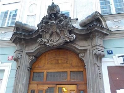 Millesimovský (Cavrianovský) palác - Praha, CZ