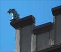 Image for House gargoyles - Pacific Grove, California