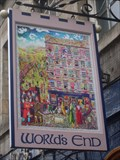 Image for The World's End - 4 High Street, Old Town, Edinburgh. EH1 1TB