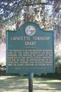 Image for Lafayette Township Grant