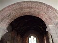 Image for Norman Arch - St Thomas Church - Monmouth, Wales.