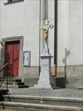 Image for Churchyard Cross - Budišov nad Budišovkou, Czech Republic