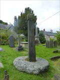 Image for Cross - St Mael & St Sulien's Church, Corwen, Denbighshire, Wales