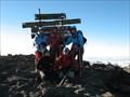 Image for Uhuru Peak, Mount Kilimanjaro, Tanzania, Africa