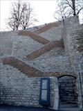 Image for Les escaliers de l'Abbaye de Floreffe