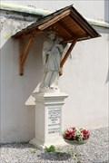Image for Figurenbildstock hl. Johannes Nepomuk / Figure shrine St. Johannes Nepomuk - Kirchschlag in der Buckligen Welt, Austria