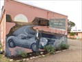 Image for James Dean Mural - Tucumcari, New Mexico, USA.