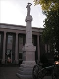 Image for Haywood County Confederate Memorial - Brownsville, TN