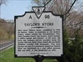 Image for Taylor's Store