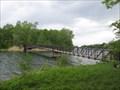 Image for Pont de l'Île Papineau à l'Île des Frères, Saint-Timothée, Qc, Canada