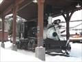 Image for Engine #9, High Line Railroad Park - Breckenridge, CO, USA