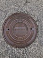 Image for Town of Apex Manhole cover