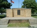 Image for Hamburg Veterans Memorial - Hamburg, Iowa