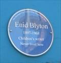Image for Enid Blyton - Glasgow, UK