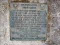 Image for Memorial plaque - 1809 War of Independence - Innbrücke, Telfs, Tirol, Austria
