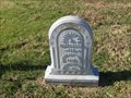 Image for Caroline Horstmann - Ebenezer Lutheran Church Cemetery - Franklin County, MO